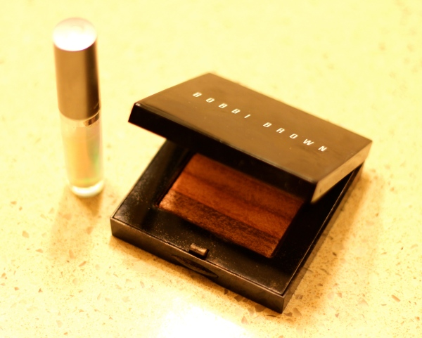 Colorescience Pep-Up Concentrate (Pep-up Pen) | Bobbi Brown Shimmer Brick (Rose) from Sephora