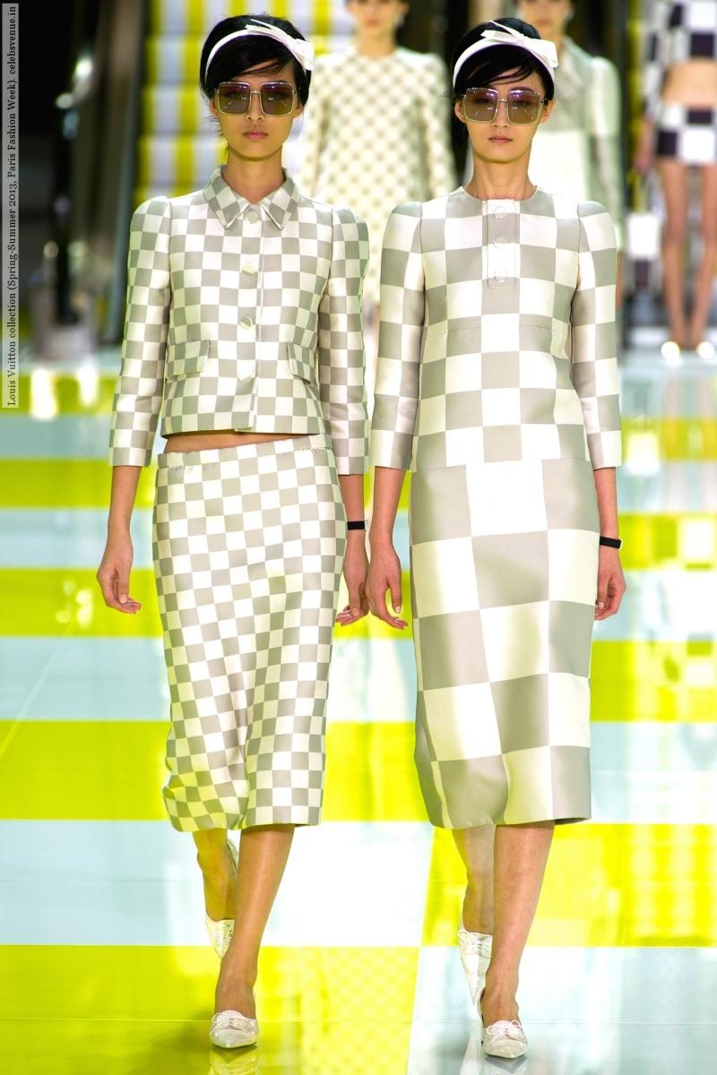 Louis Vuitton collection (Spring-Summer 2013, Paris Fashion Week)