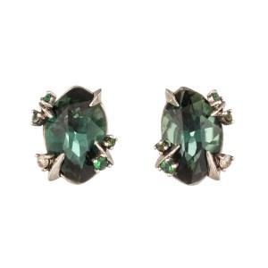 Juniper Marquis Stud Earring