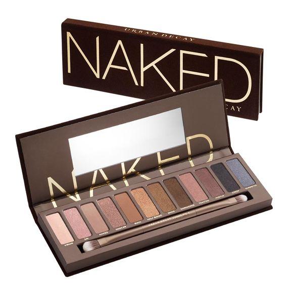 naked -urban decay eyeshadow