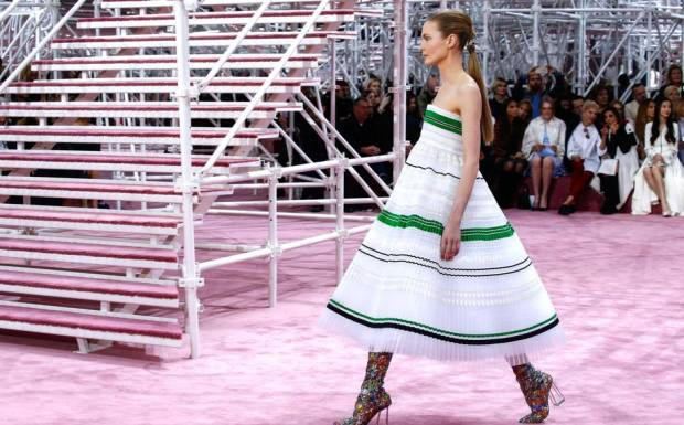 Dior SS15 couture (source: telegraph.co.uk/luxury)