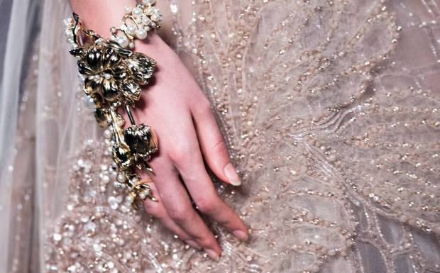 Elie Saab SS15 couture detail (source: telegraph.co.uk/luxury)
