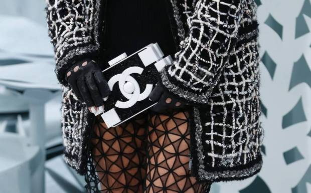 Chanel SS15 couture (source: telegraph.co.uk/luxury)